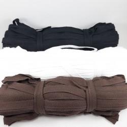Taśma bawełniana jodełka 10mm/50m 2574