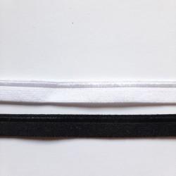 Guma biała i czarna 07mm 2591