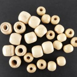 Drewniane koraliki 10 lub 200szt 2612