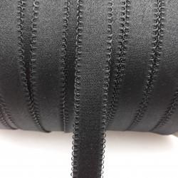 Guma ramiączkowa 15mm/1m czerń 2685