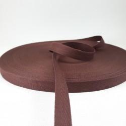 Taśma bawełniana jodełka 10mm / 50m 2825