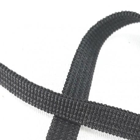 Guma dziana 7mm/150m czarna 2911 - 13128