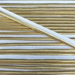 Lamówka -wypustka złota Pakiet 5m 436