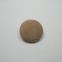Guzik Drewniany 28x62mm nr 808