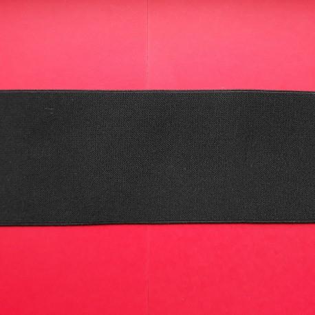 Guma tkana 100mm/1m czarna 3065 - 14940