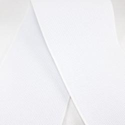 Guma tkana 90mm/25m biała i czarna 2444