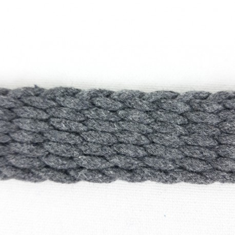Taśma pleciona bawełniana 30mm/1m 3085 - 15112