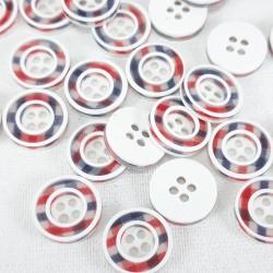 Guzik plastikowy 12mm/10 lub 100szt 2342
