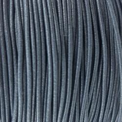 Guma okrągła szara 1mm/ 5 lub 50mb 3110