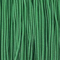 Guma okrągła zieleń 1mm/ 5 lub 50mb 3113