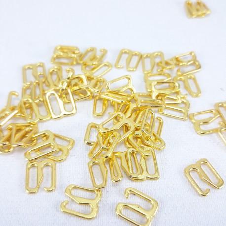 Zaczep do ramiączek - metalowy 6mm/10 lub 100szt 3120 - 15339