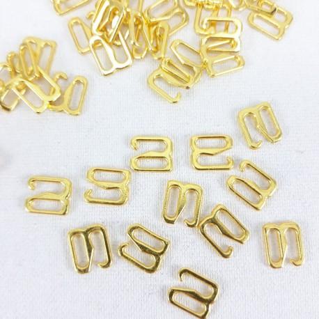 Zaczep do ramiączek - metalowy 6mm/10 lub 100szt 3120 - 15340