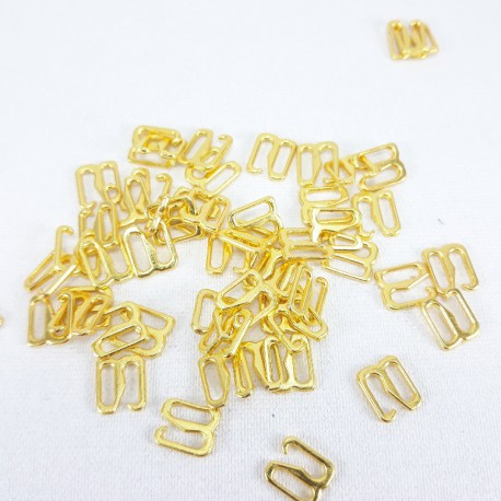 Zaczep do ramiączek - metalowy 6mm/10 lub 100szt 3120 - 15342
