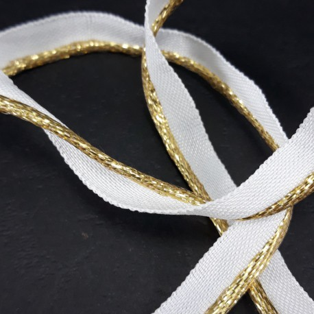 Lamówka -wypustka złota Pakiet 5m 501 - 15459