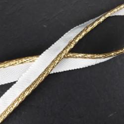 Lamówka -wypustka złota Pakiet 5m 501