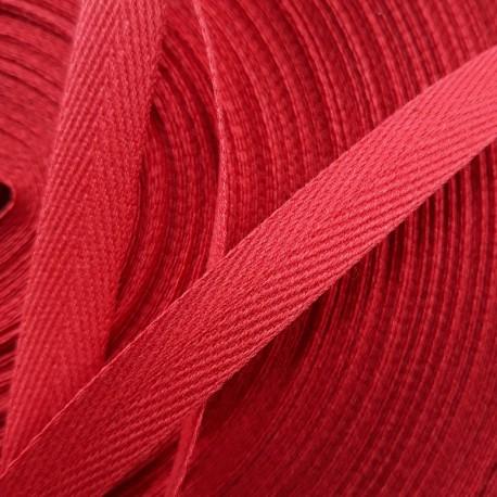 Taśma bawełniana jodełka 10mm / 50m 3207 - 16080