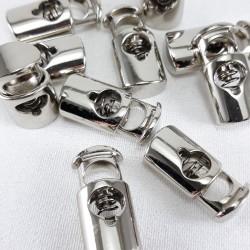 Stoper metalowy 10szt 2055
