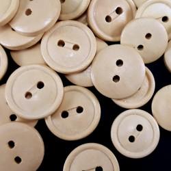 Guziki drewniane 13,5mm i 15mm /10 lub 100szt 800
