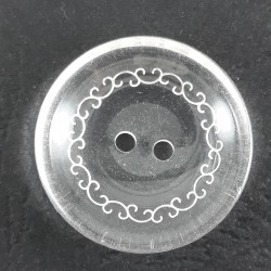 Guzik plastikowy 25mm nr.663