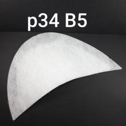 Wkład barkowy P34 B5 /para 3472