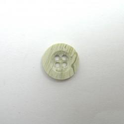 Guzik poliestrowy Pakiet 10szt. 15mm nr 1078