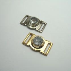 Łącznik ozdobny - metalowy nr 1024