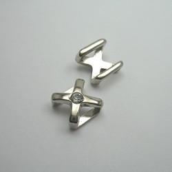 Przelotka srebrna i złota nr 996