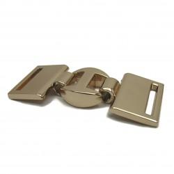 Łącznik ozdobny - metalowy nr 1571