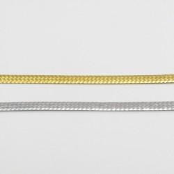 Sznurek złoty lub srebrny metalizowany 1858