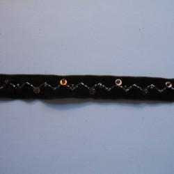 Taśma ozdobna 6mm 1m.b. nr: 141