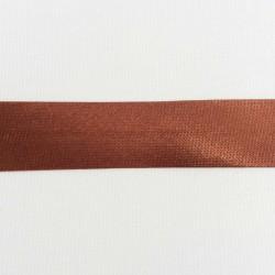 Lamówka atłasowa zaprasowana,kol 52
