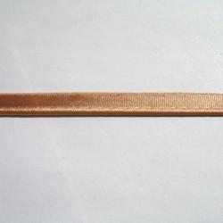 Lamówka ze sznurkiem - wypustka (pajping) 5 m.b. nr 416 CIELISTY