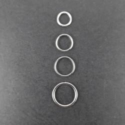 Kółko do ramiączek 10 lub 200szt 6,8,10,12mm 1112