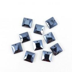 Kamienie akrylowe 10x10mm PAKIET 5szt 2395