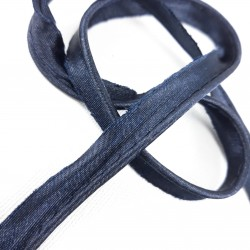 Lamówka ze sznurkiem Granat 5 m.b. nr 419