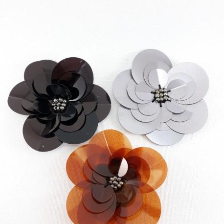 Kwiatek ozdobny 65mm 2486 - 8917
