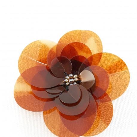 Kwiatek ozdobny 65mm 2486 - 8919