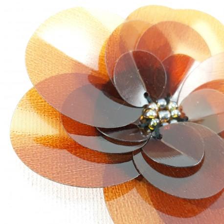 Kwiatek ozdobny 65mm 2486 - 8921