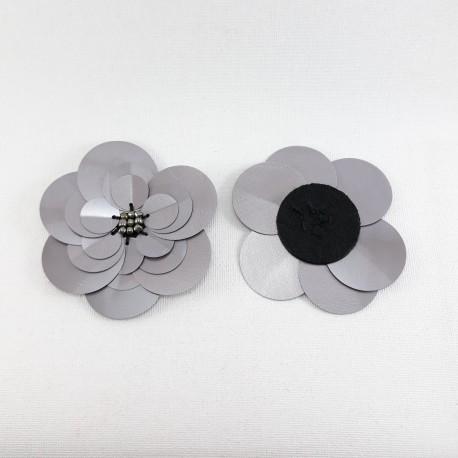 Kwiatek ozdobny 65mm 2486 - 8922
