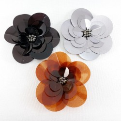 Kwiatek ozdobny 65mm 2486