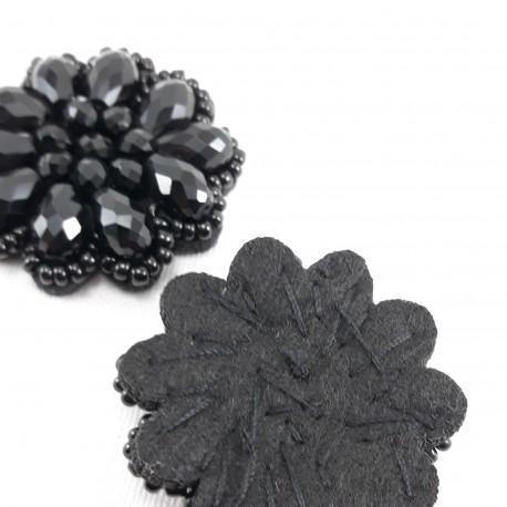 Ozdoba z koralików 45mm 2489 - 8945