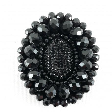 Ozdoba z koralików 55mm 2490 - 8950