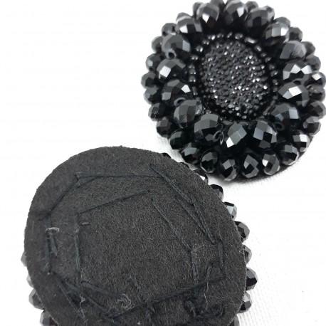 Ozdoba z koralików 55mm 2490 - 8953
