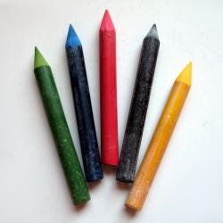 Kredki świecowe krawieckie Różne kolory (1 szt.)