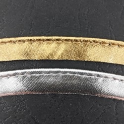 Lamówka ze sznurkiem - wypustka (pajping) 5 m.b. nr 438