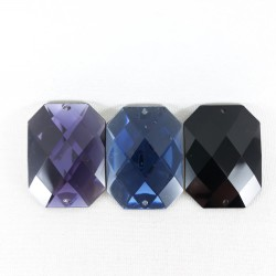 Kamienie akrylowe 40x30mm 2540